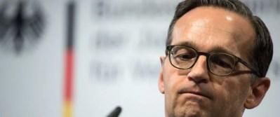 """Bundesjustizminister Heiko Maas (SPD): Was ist mit den """"Fake News"""" der anderen? Foto: picture alliance / dpa"""