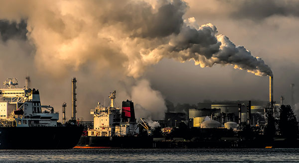 Air Pollution Environmental Concerns and Problems.