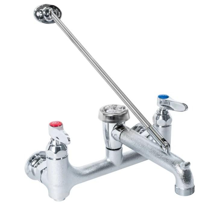 t s b 0665 bstr service sink faucet vacuum breaker nozzle rough chrome