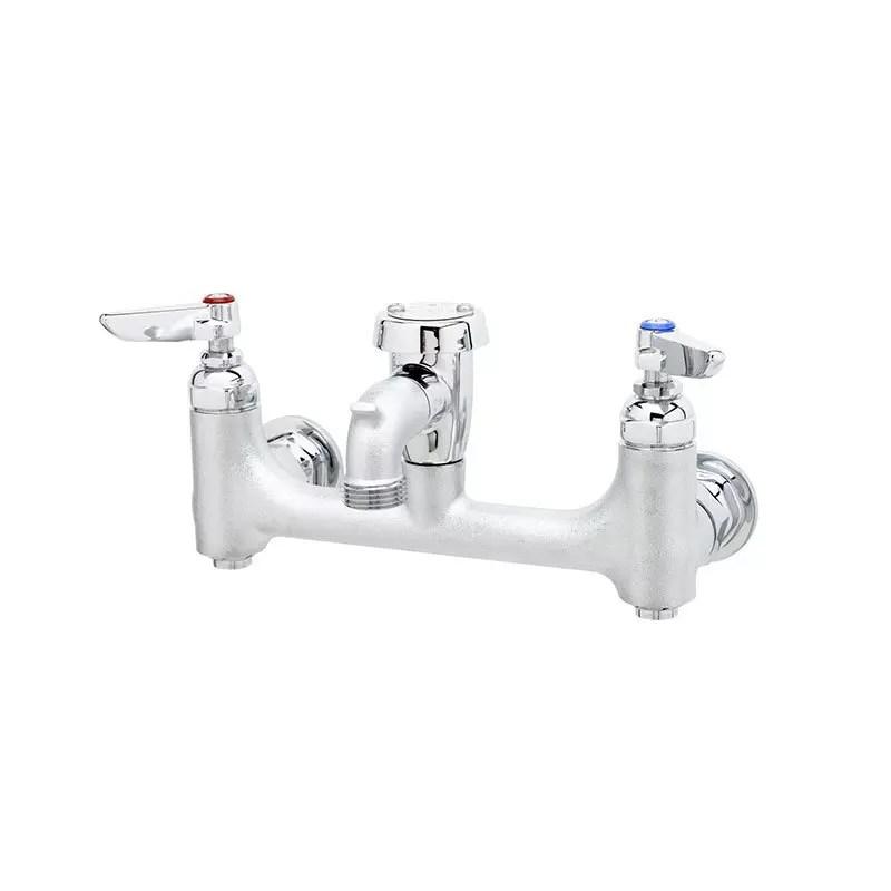t s b 0674 bstr service sink faucet w built in stops vacuum breaker rough