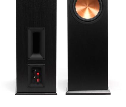 Klipsch Reference Premiere Floorstanding Speakers Binding Plinth