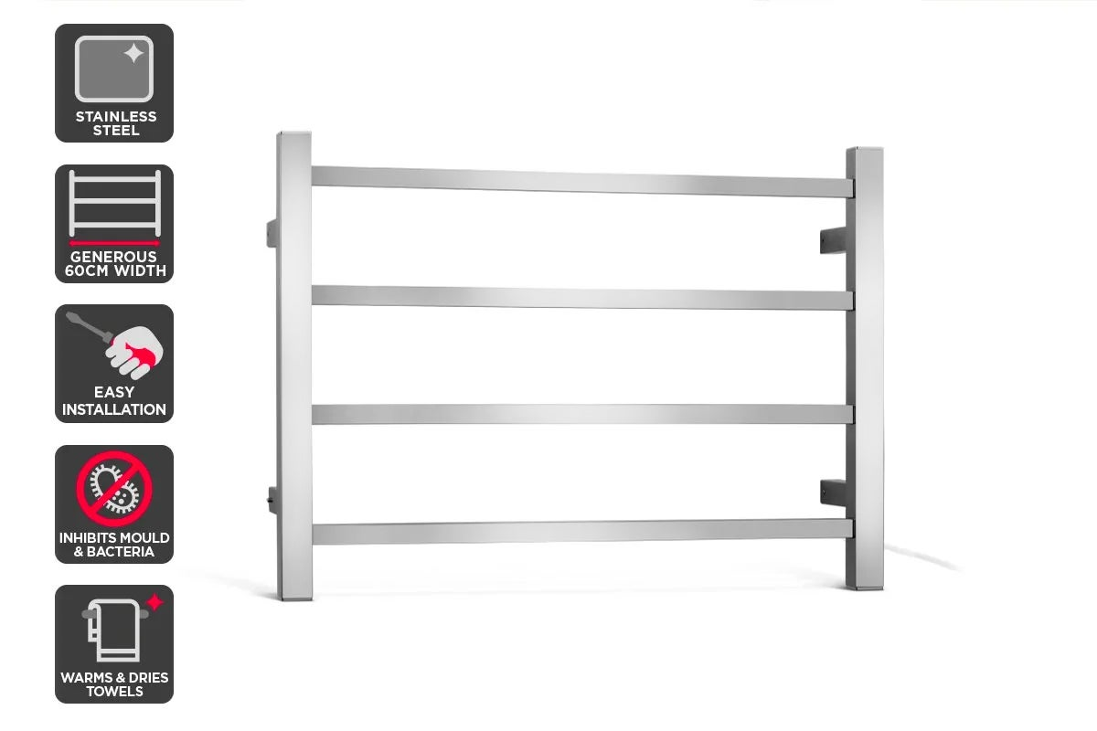 reviews of kromo 4 bar stainless steel