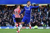 Hazard: Jika Madrid Ajukan Tawaran, Saya Akan Pertimbangkan
