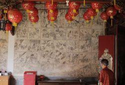 Mengintip Kisah Mitologi Dewa-Dewi Taoisme Di Kelenteng Lasem