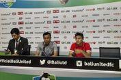 Pelatih Bali United Sebut Kemenangan atas Perseru  Sudah Diprediksi