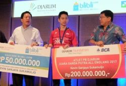 "Kevin Sanjaya Masuk ""Hall Of Fame"""
