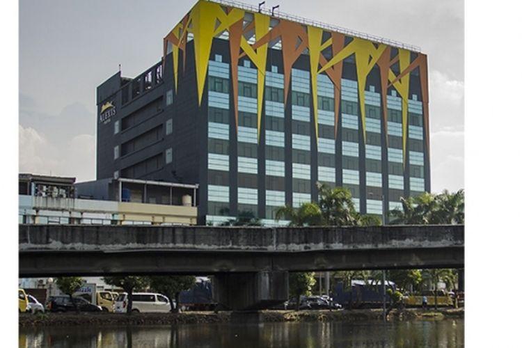 Suasana Hotel dan Griya Pijat Alexis di Jakarta, Senin (30/10/2017). Per Selasa, 31 Oktober ini, griya pijat di lantai 7 Alexis ditutup menyusul keputusan Pemerintah Provinsi DKI Jakarta yang menolak permohonan Tanda Daftar Usaha Pariwisata (TDUP) Alexis.