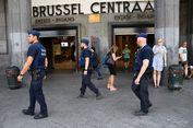 Pelaku Serangan di Stasiun KA Brussels adalah Warga Maroko
