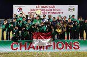 Pelatih Timnas U-16 Ungkap 2 Permasalahan meskipun Juara di Vietnam
