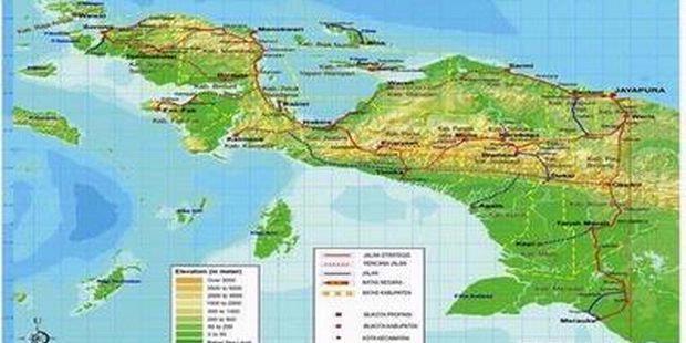 Gubernur Papua Minta Kewenangan Lebih