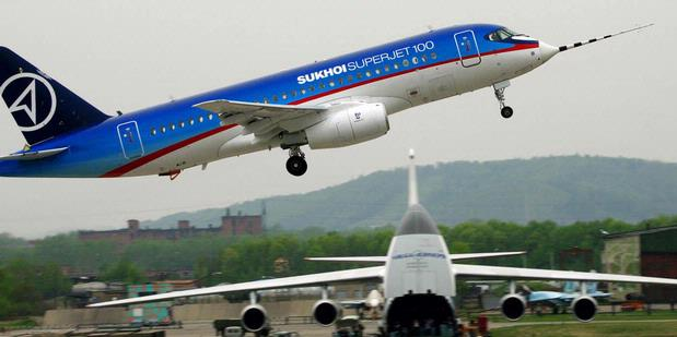 Pesawat Sukhoi Superjet100 hilang