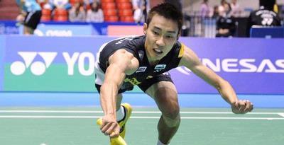 Lee Chong Wei Juara Jepang Terbuka