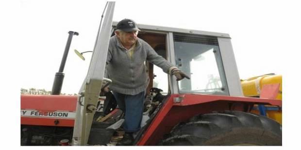 Jose Mujica, Presiden Uruguay