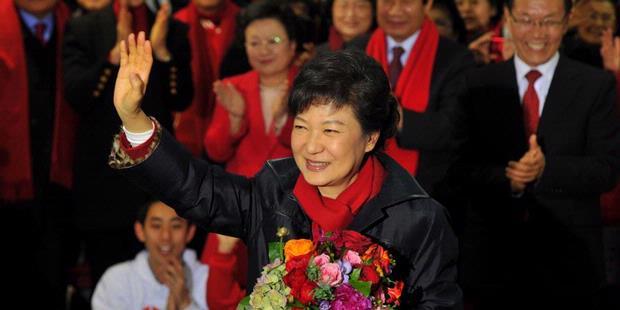 Park Geun-hye, Presiden Wanita Pertama Korsel