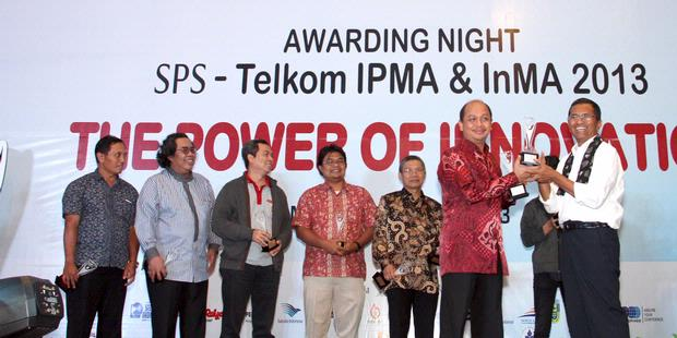 Kelompok Koran Daerah KG Rebut 18 Penghargaan IPMA
