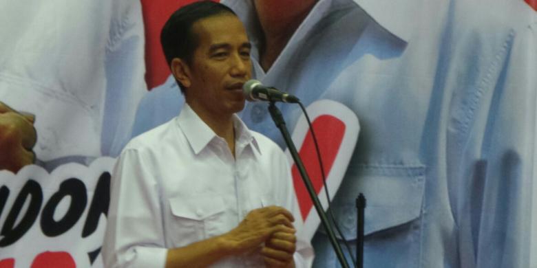 Presiden Jokowi (Sumber foto: Kompas.com)