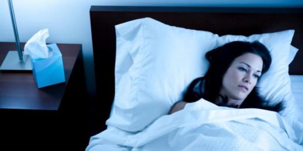 Ini Penyebab Anda Susah Tidur Malam