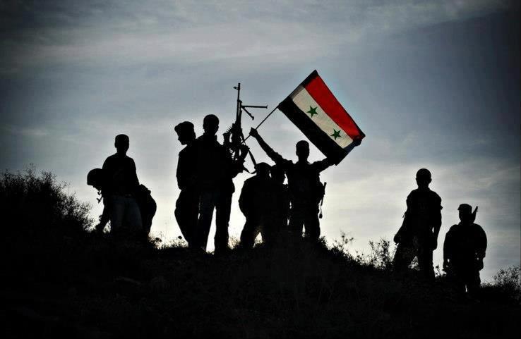 Syrian Arab Army. Sumber gambar: American Herald Tribune