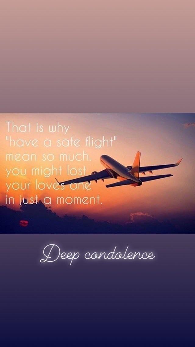 Foto Artikel Have A Safe Flight Kompasiana Com