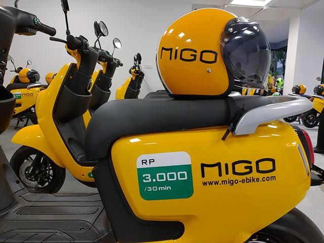 Migo e-Bike di antara Inovasi dan Tren Indisipliner dalam ...