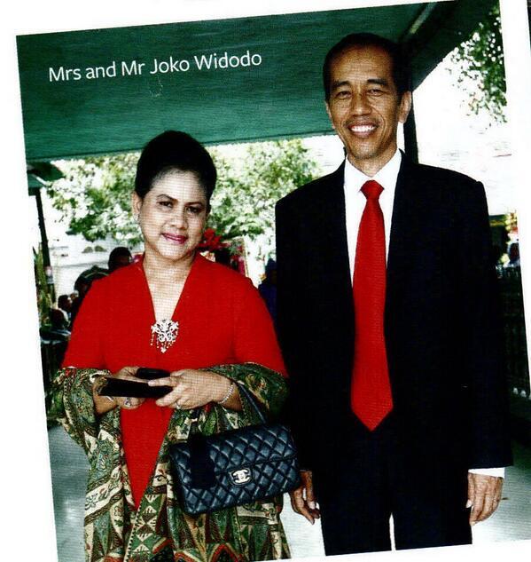 Hasil gambar untuk jokowi first lady