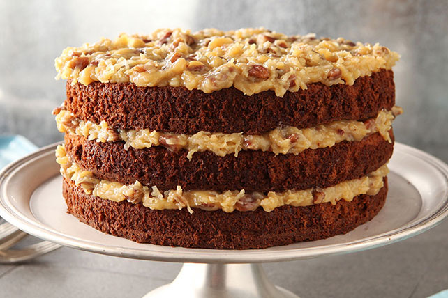 Image result for german chocolate cake