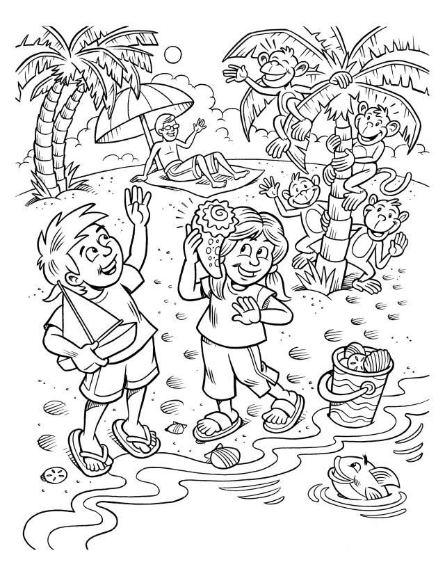 Coloring Pages—General