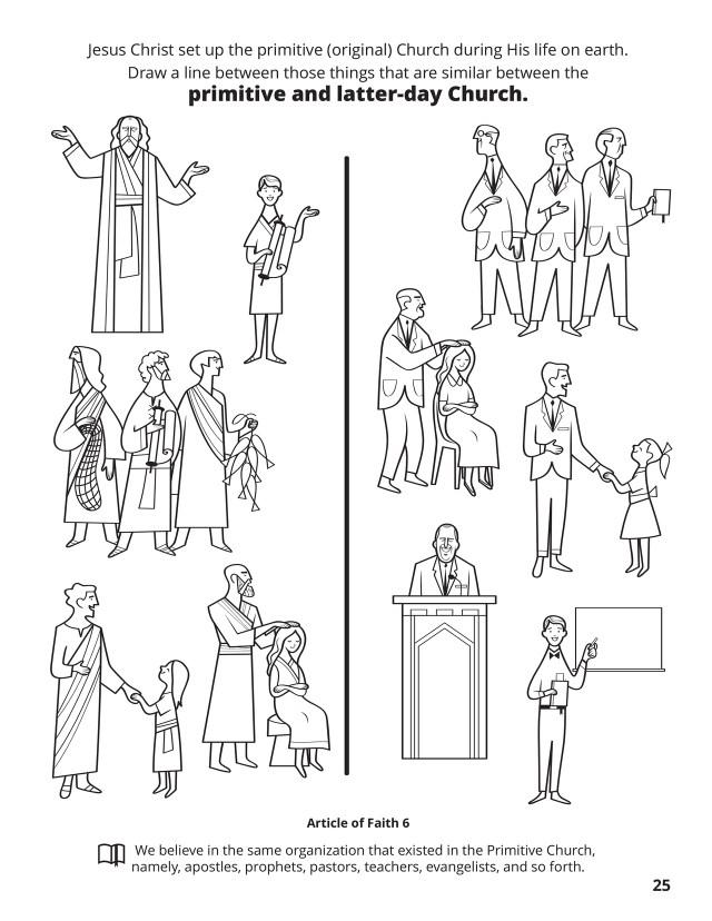 15th Article of Faith