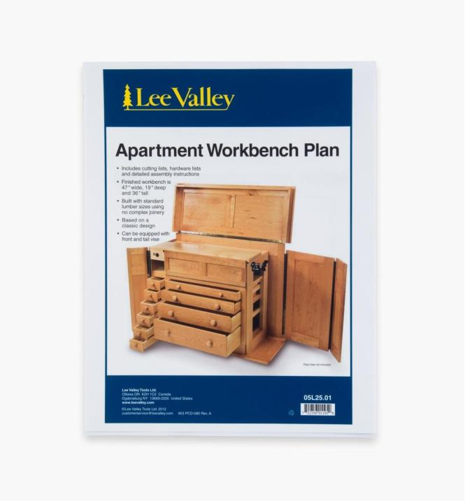 Apartment Workbench Plan