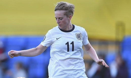 Ladies trio called up for England