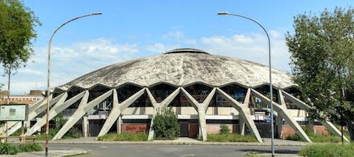 Rome 1960 basketball venue