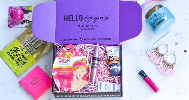 the Love Yours box