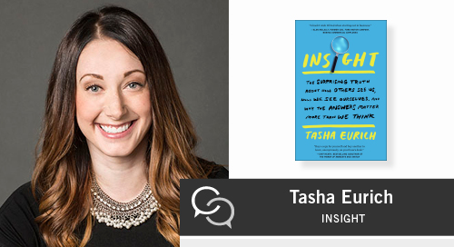 The importance of Self-Awareness with Tasha Eurich