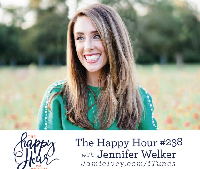 The Happy Hour With Jamie Ivey Podcast Republic