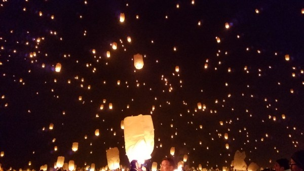AZ Lantern Festival: looking back to move forward