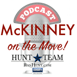 Image result for mckinney on the move podcast