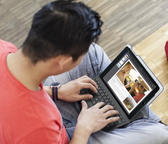 Logitech Type+ iPad Keyboard case