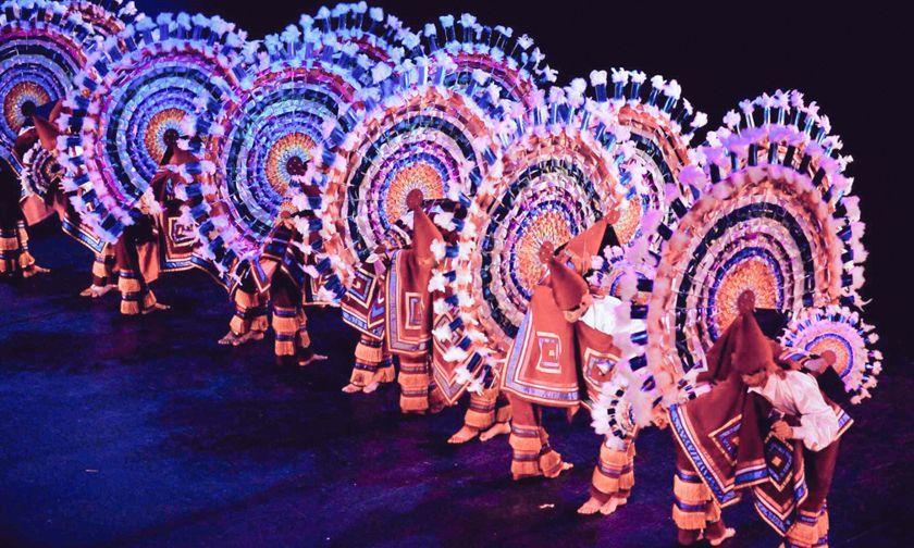 Huatulco Mexico Mexican Dance Colors Folklore Excursion