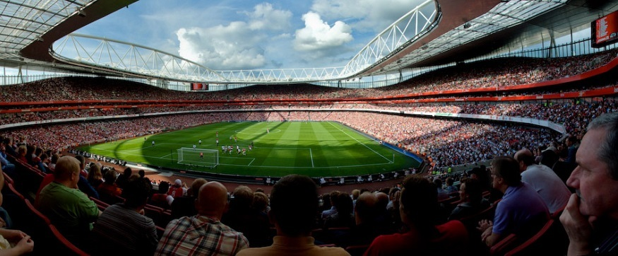 How London S Sporting Venues Got Their Names Londonist