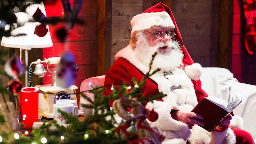 Londons Best Santas Grottos For Christmas 2016 Londonist