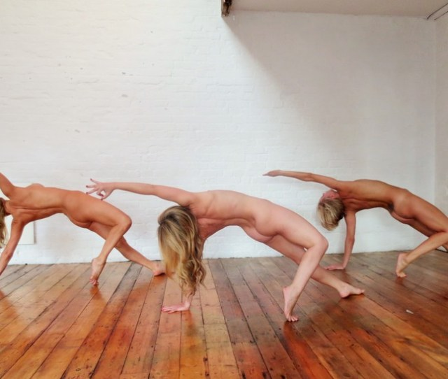 Getting Bendy In The Buff Londonist Goes To Naked Yoga