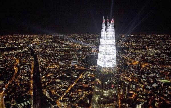 christmas lights london 2019 # 37
