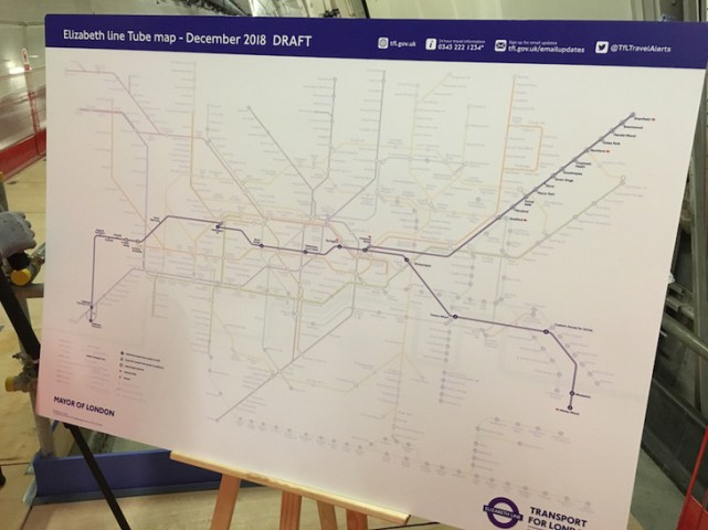 A First Look At The Tube Map  With Added Crossrail   Londonist Photo  Geoff Marshall