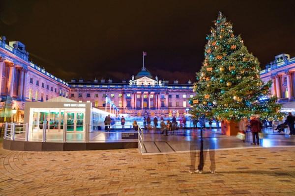 christmas lights london 2019 # 55