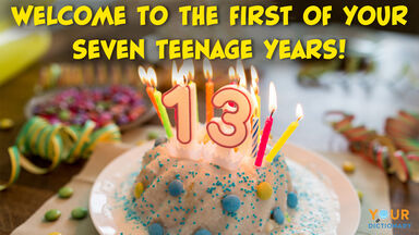 13th Birthday Quotes That Celebrate Becoming A Teen