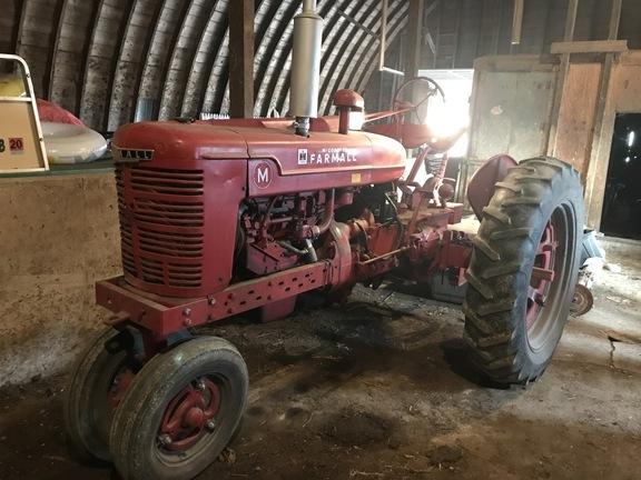 1946 Farmall M Tractor - Tracy, Minnesota | $3,435 | Machinery Pete