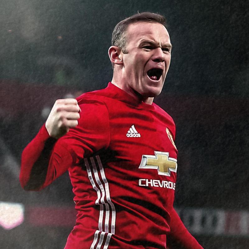 Wayne Rooney   Man Utd Legends Profile   Manchester United
