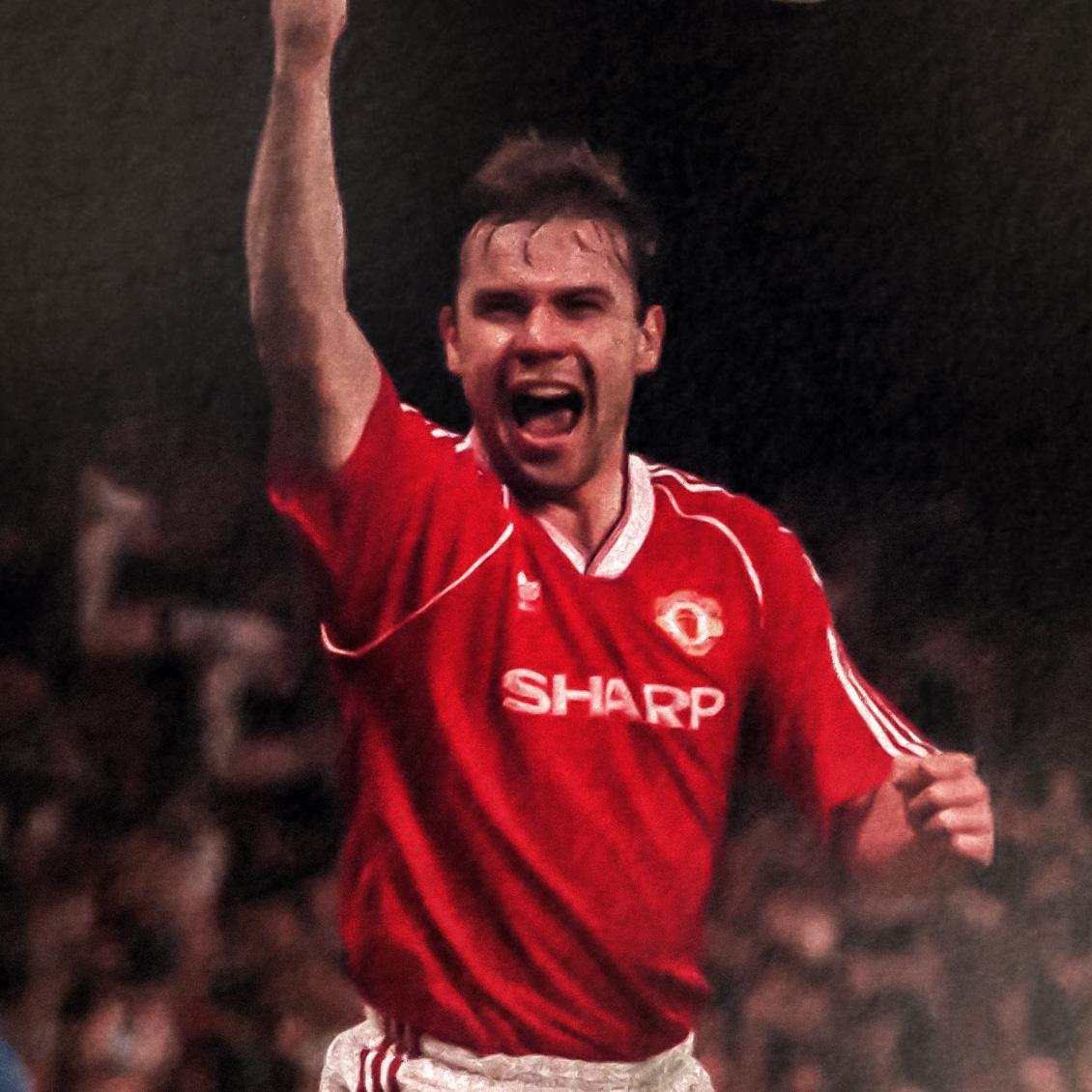 Brian McClair   Man Utd Legends Profile   Manchester United