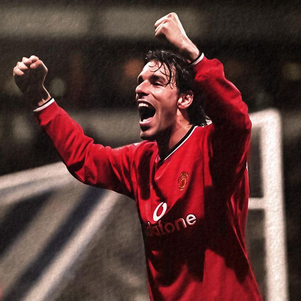 Ruud van Nistelrooy   Man Utd Legends Profile   Manchester United
