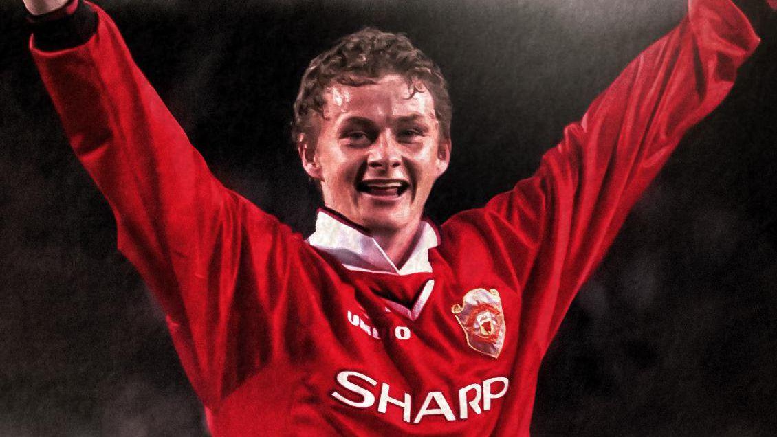 Ole Gunnar Solskjaer   Man Utd Legends Profile   Manchester United